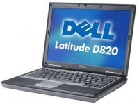 "Dell Latitude D820 Core 2 Duo T7200 2GHz| 2GB| 15.4"" LCD"
