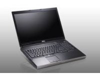 Dell Precision M6400 Core2Duo T9550 2.66GHz/250GB/8GB